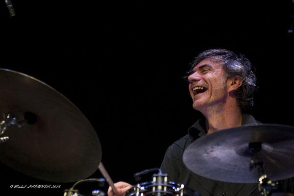 Christophe Lavergne, Jazzèbre Perpignan, 12/10/2018