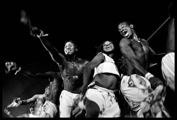 Circus Baobab 29 juin 2001