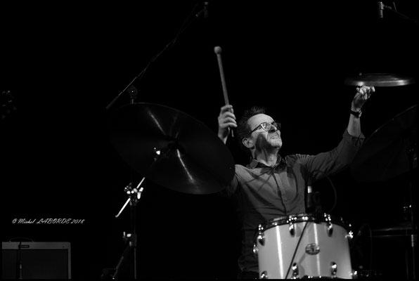 Mathias Pontévia; Un pavé dans le Jazz, Toulouse 20/01/2018