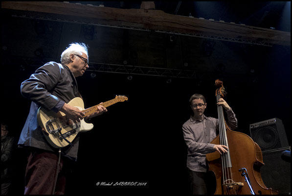 Bill Frisell, Thomas Morgan; Europajazz Le Mans 2/5/2018
