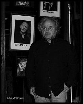 Bruno Sirven, 9 décembre 2016