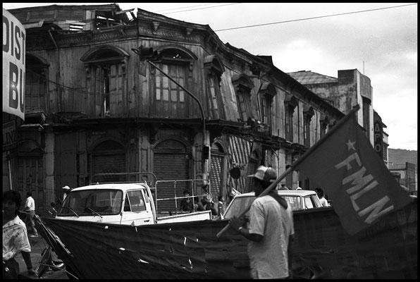 San Salvador  janvier 1992