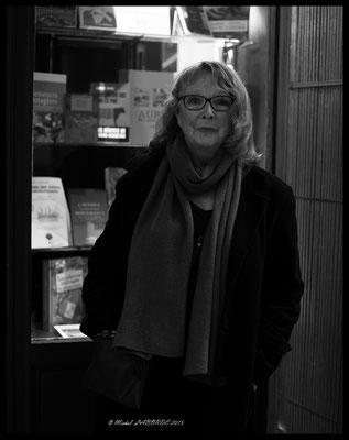 Marie Didier, 27 mars 2015