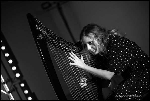 Rafaëlle Rinaudo, Jazzèbre Perpignan, 11/10/2018
