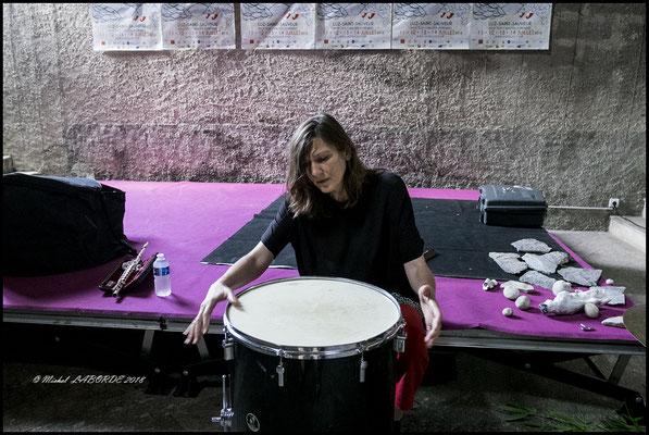 Elise Caron; Jazz à Luz 14/07/2018