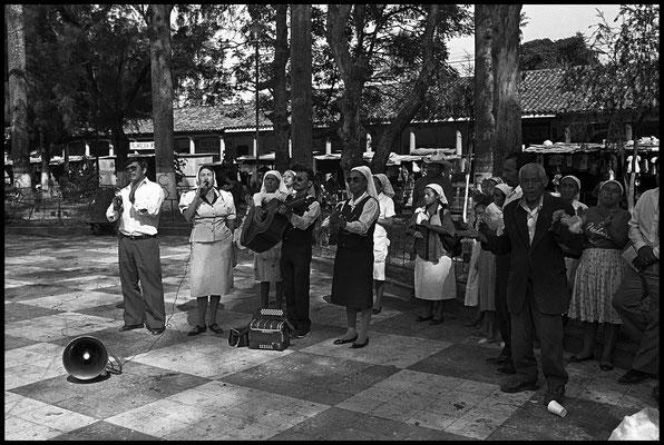 Marché Santa Tecla janvier 1992