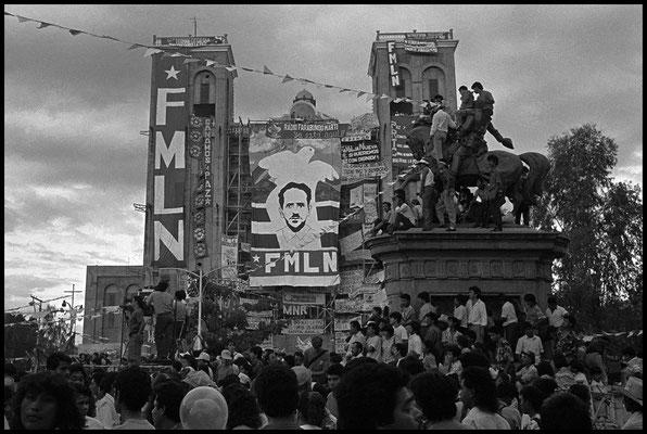 San Salvador 6 janvier 1992