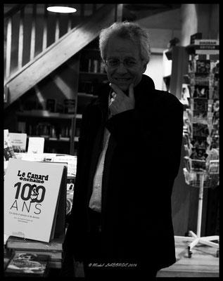 Jean-Luc Porquet, 18 novembre 2016