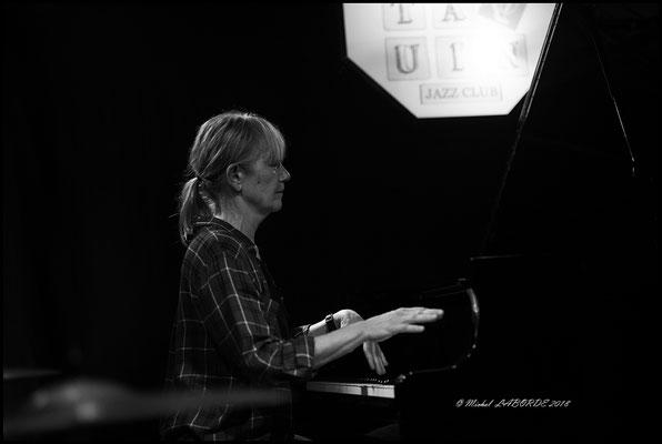 Christine Wodrascka; Un Pavé dans le Jazz 02/02/2018