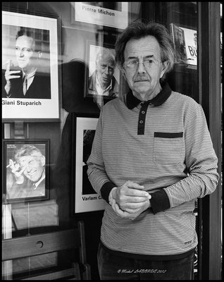 Jean Pichet, 2 juin 2012