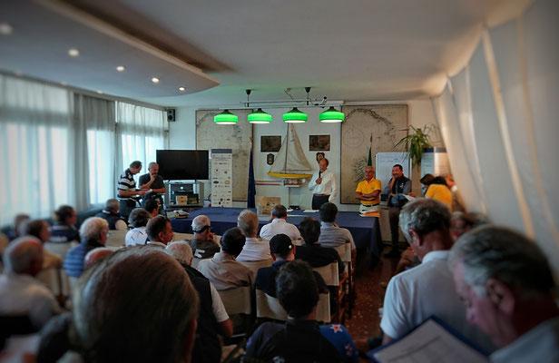 VMByachts | XIV Raduno Vele Storiche Viareggio | 18-21 ottobre 2018 | Daniele di Stefano photo ®