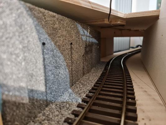 Tunnelseite links