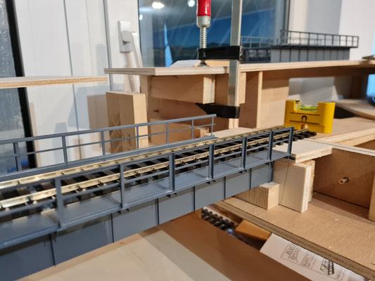 Ansicht 1 vom rechten Brückenlager