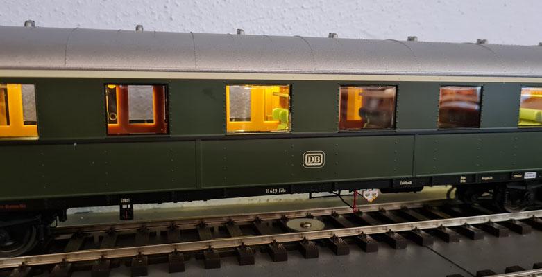 D29 - die Abteile können einzeln abgeschaltet werden