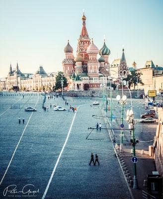 Russia Moskau ©Peter Gegel