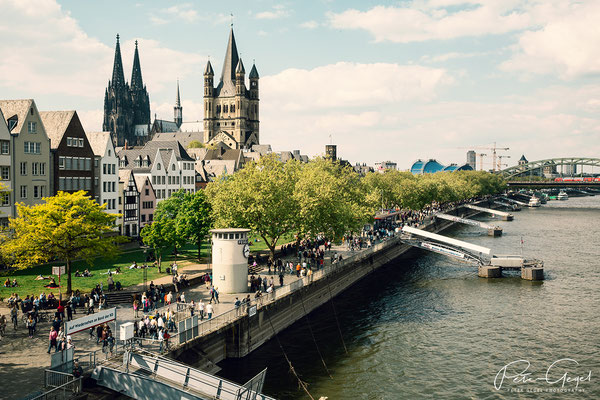 Germany Cologne ©Peter Gegel