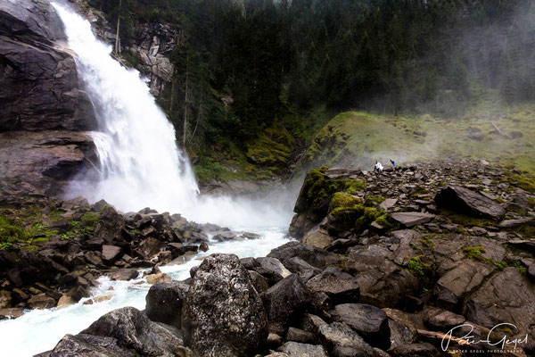 Krimmler Wasserfälle ©Peter Gegel