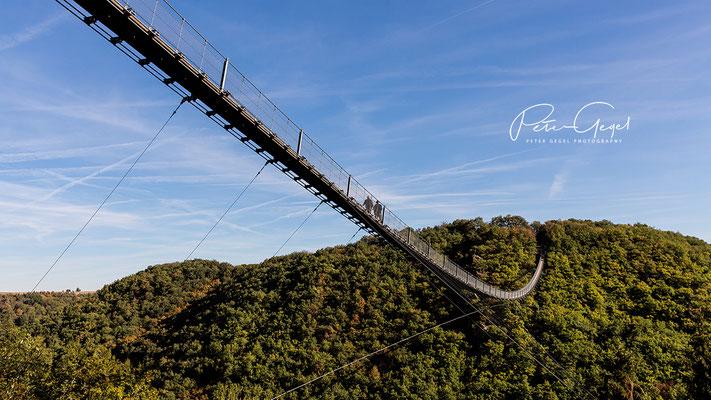 Hängeseilbrücke Geierlay ©Peter Gegel