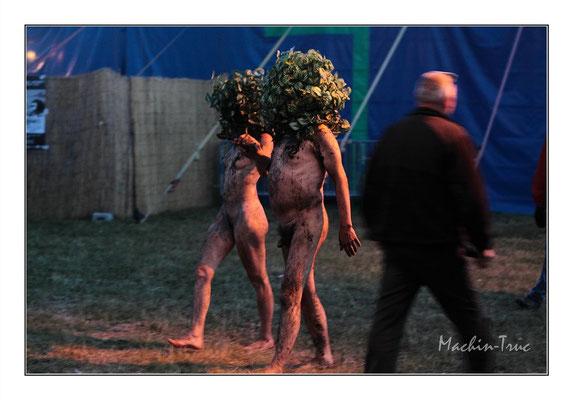 Adam & Eve??