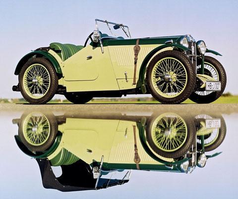 Bild: MG J2 von 1932