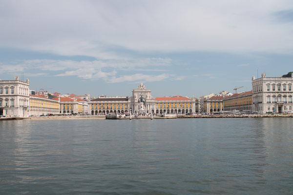 Zentrum Lissabon