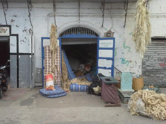 Polsterei a la Maroc