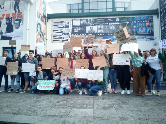 Fridays for Future Ponta Delgada