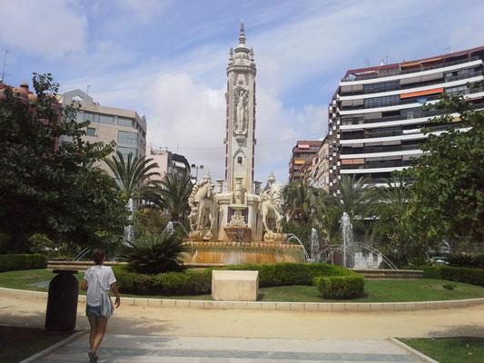 Alicante überrascht uns sichtlich