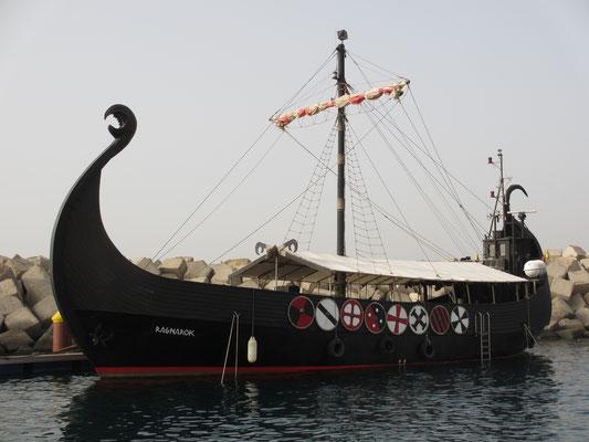 starkes Boot, starker Name