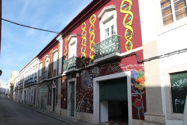 Street Art Faro