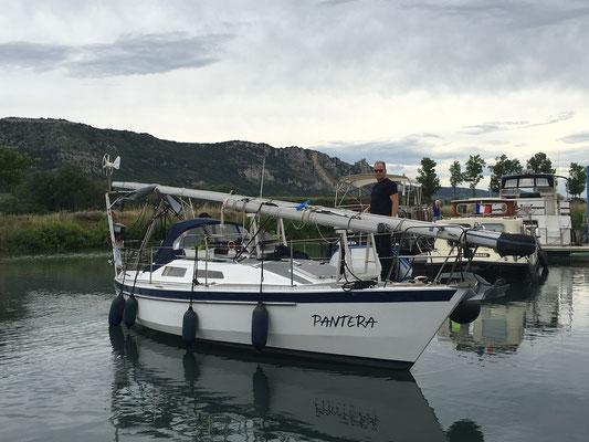 Hafeneinfahrt Valence