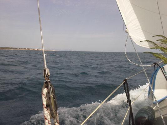 und ab aufs Meer jetzt !