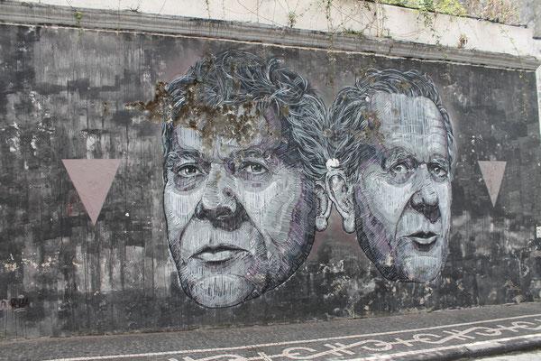 Street Art modern