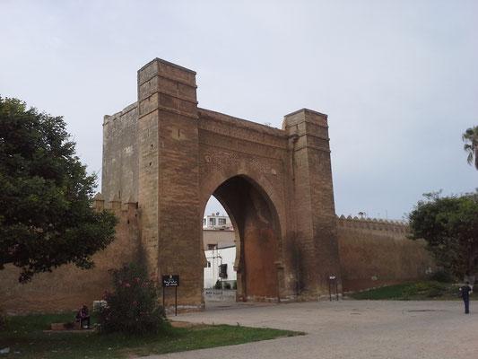 Eingangstor zur Medina in Salé
