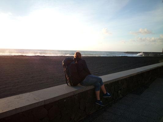 ist der Strand