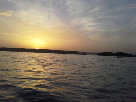Abfahrt aus Essaouira