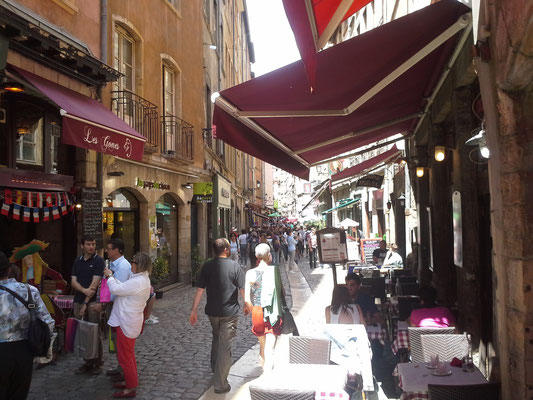 Altstadt mittendrin