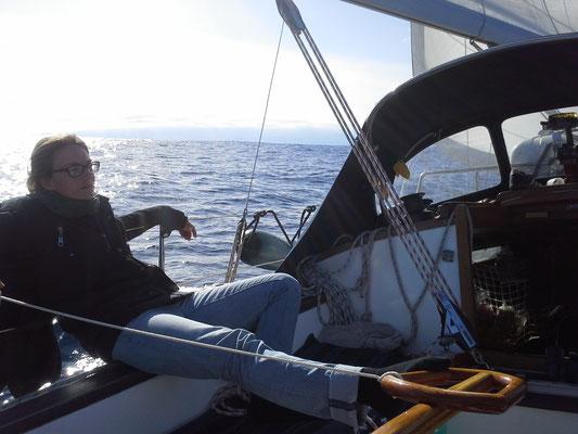 Überfahrt nach Gran Canaria