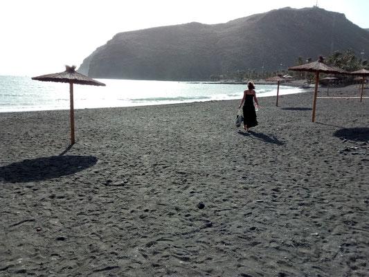 Strand in San Sebastian