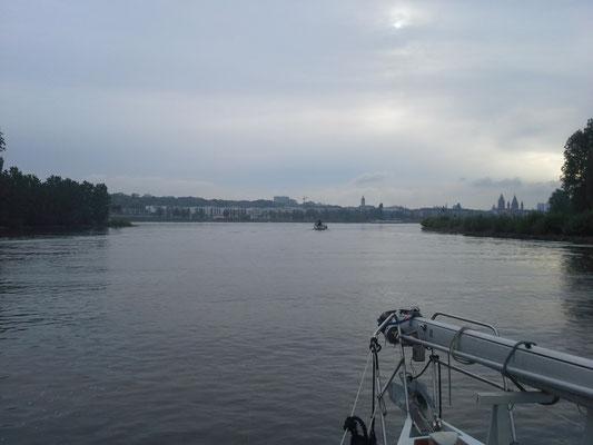 Rhein voraus !