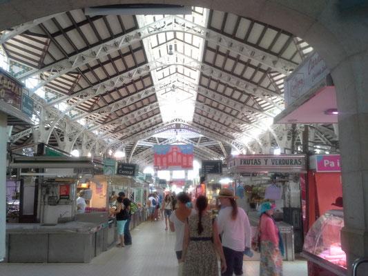 der Mercado central