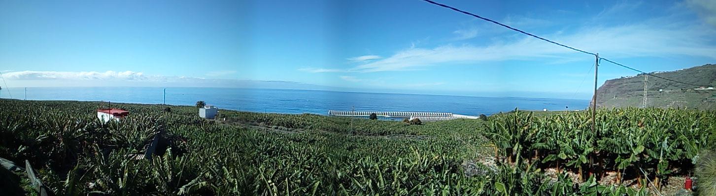Oberhalb der Marina , Bananenland