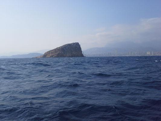 la Isla Benidorm