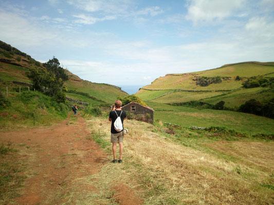 auf dem Weg nach Maia