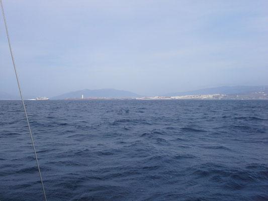 der südlichste Punkt von Europa: Tarifa