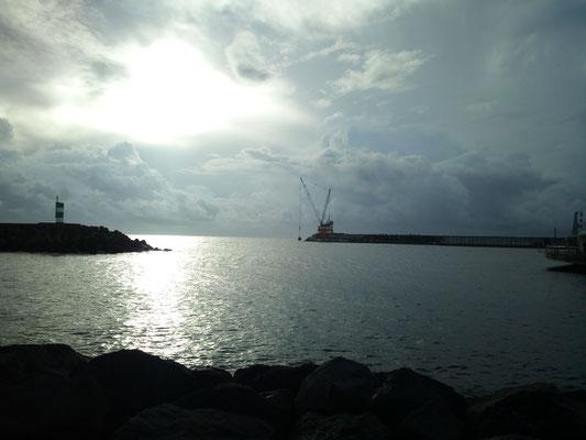 Herbstwetter Ponta Delgada
