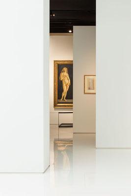 «Переосмысленный Боттичелли», Музей Виктории и Альберта, Лондон, 2016 / фото: Philipp Obkirchner / Duncan McCauley