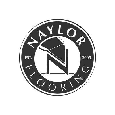 Naylor Flooring logo design by Design By Pie, Freelance Graphic Designer, North Devon