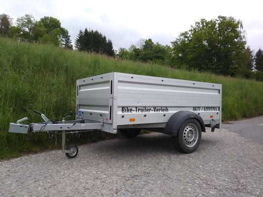 Transportanhänger 1300 kg hzgw
