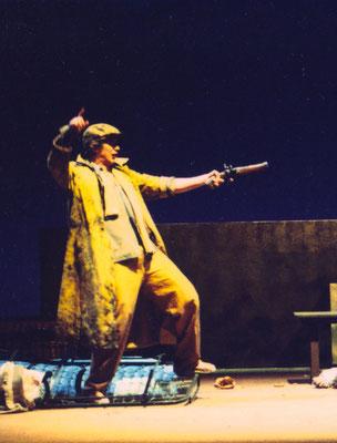 RETABLO DE LA AVARICIA, LA LUJURIA Y LA MUERTE - Valle Inclán - [Dir:  Juan Pastor - Feb 2003] Vestuario